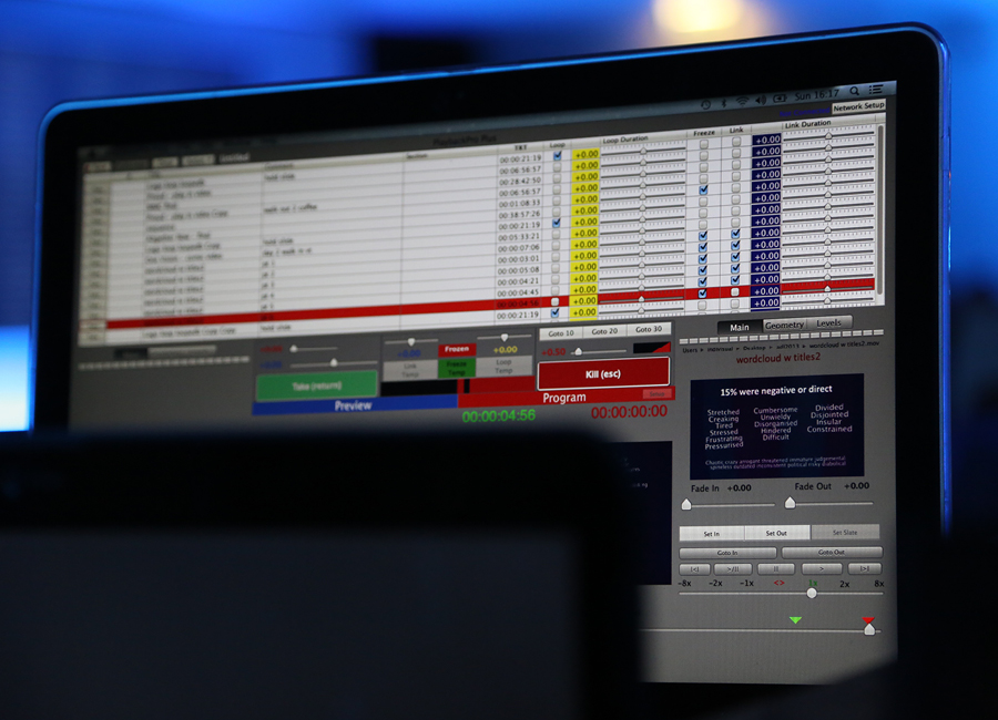 Audio Visual Equipment