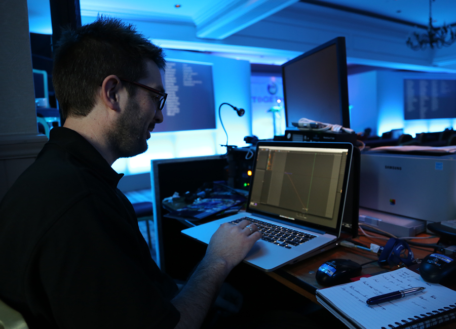 Audio Visual Equipment Experienced Technicians