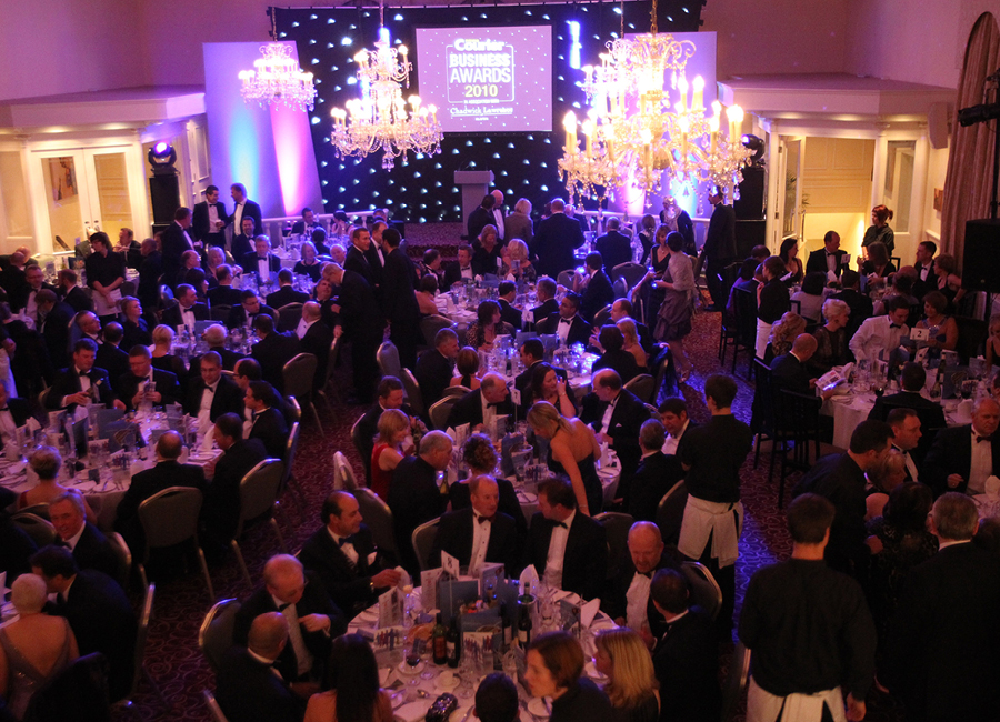 Business Awards events
