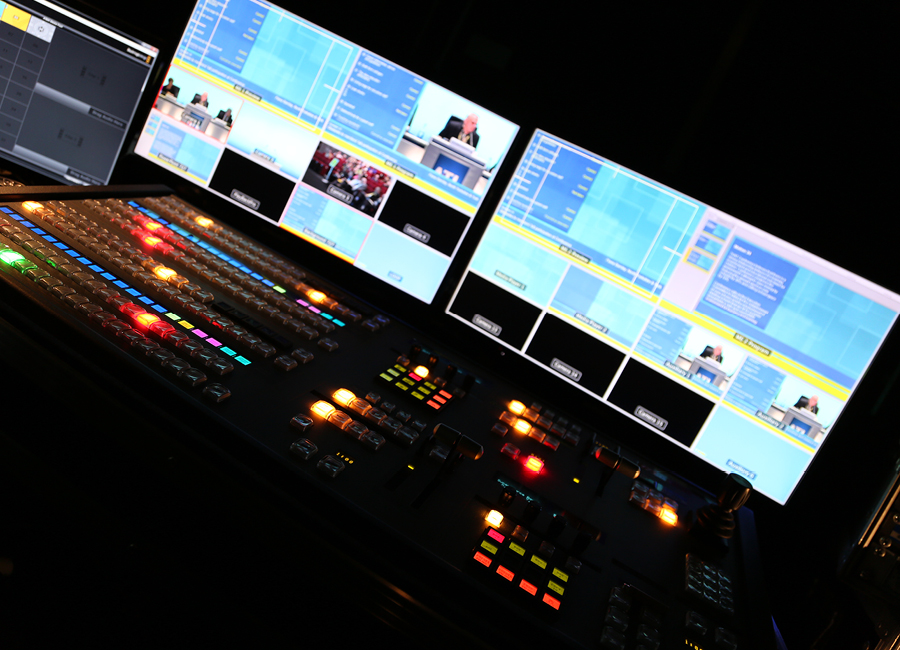 Broadcast and Streaming technical desk