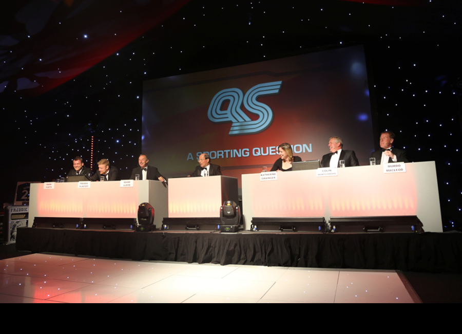 Corporate Events A sporting question