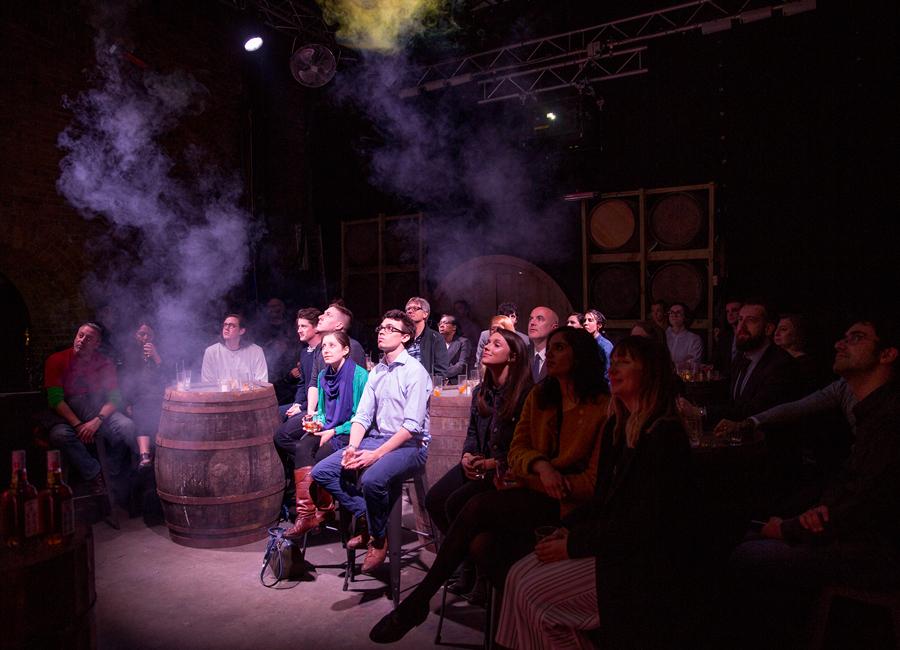 Lighting Theatre events