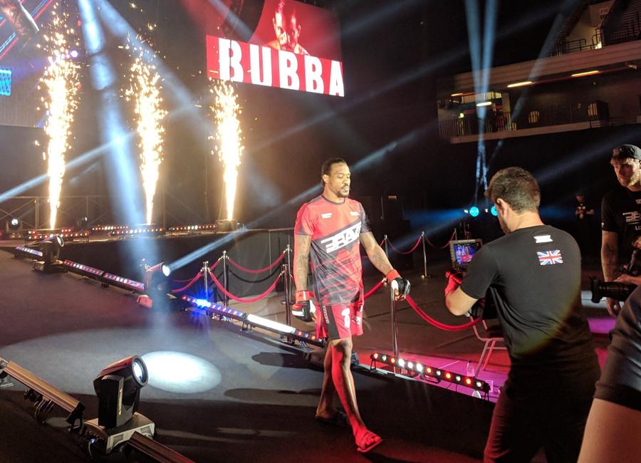 Arena Event BUBBA